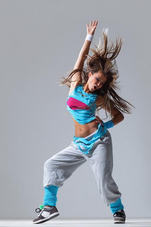 Стильно танцуем